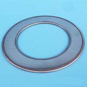 Metal coated gasket